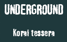 Passion theater_Underground
