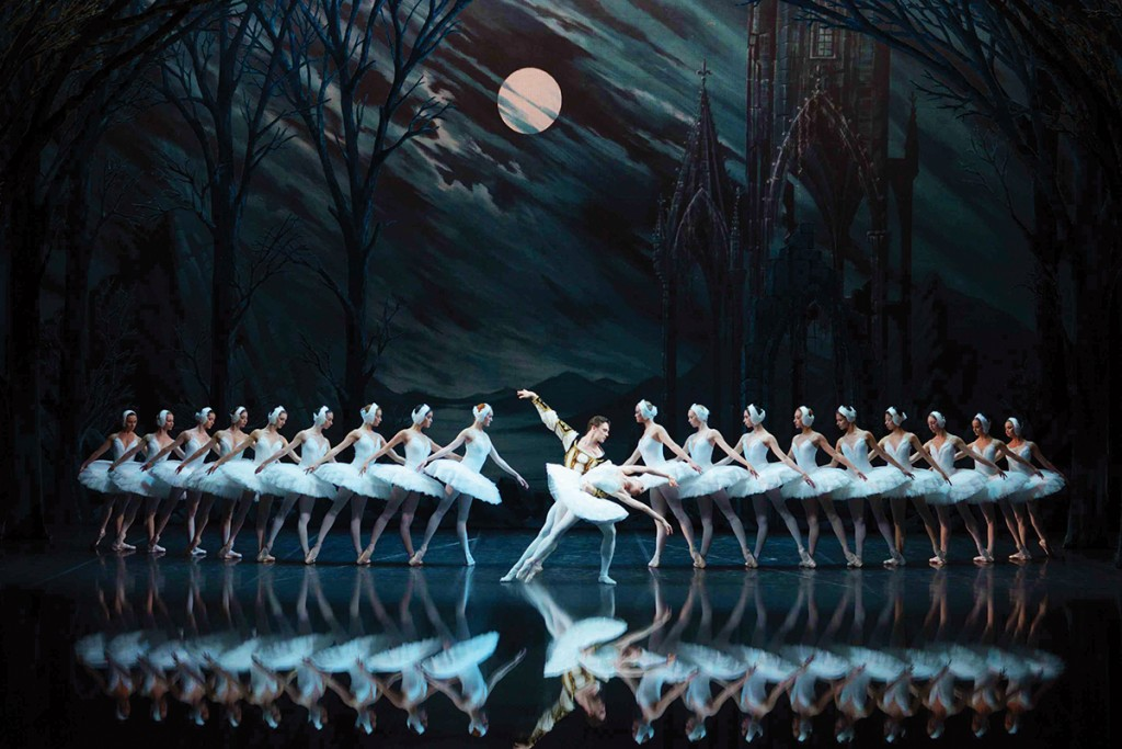 Swan Lake _passion theater