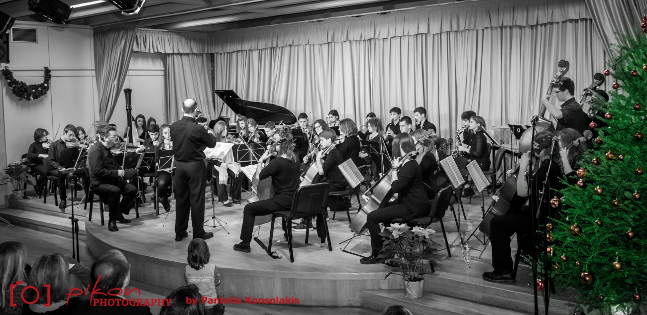 Underground Youth Orchestra passion theater