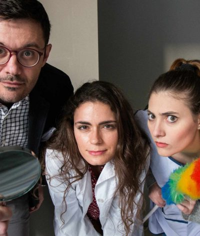The Science of CSI passion theater (1)